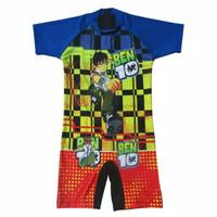 Baju Renang Anak Karakter BEN 10 BRK 69 SD