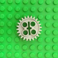 LEGO part Lego Technic Gear 24 tooth lego 4211565 / 24505