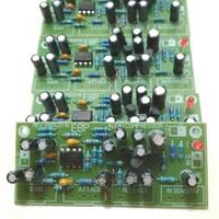Kit Mono Audio Auto Compressor Limitter Tanpa Potensio