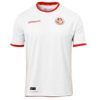Jersey Kaos Bola Tunisia Home