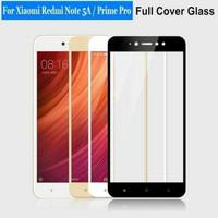 Xiaomi Redmi Note 5A / 5 A PRIME TEMPERED GLASS WARNA ANTI GORES KACA