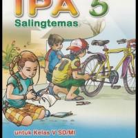Buku Bse: Ipa Untuk Sd/Mi Kelas 5