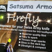 Swiss Army Knife Victorinox Accessories Firefly Mini Fire Kick Starter