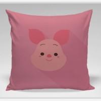 Bantal Sofa / bantal dekorasi Winnie The Pooh - Piglet Shadow