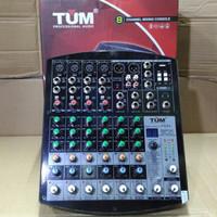 Mixer Audio Tum 8Ch PRX 8