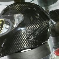 Agv pista gp mono carbon glossy not pista gpr arai rx7x shoei