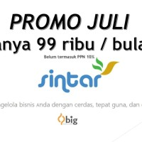 SINTAR (Kasir Pintar) Aplikasi POS Online & Sistem Retail (1 Bulan)