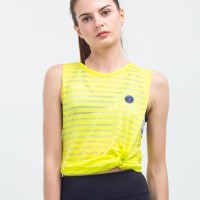 BUMBLE BEE YELLOW TANK TOP SPORT by PROJECT ATHLEISURE - ORIGINAL