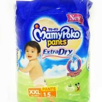 Mamy Poko Diaper Pants Extra Dry / Popok Celana untuk 15-25 kg XXL 15