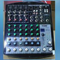 Mixer audio TUM 4 channel