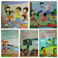 Paket Buku SD Tematik Kelas 5 Tema 1 2 3 4 5