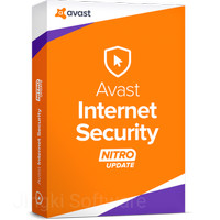 avast! Internet Security - 1 Year 1 PC - License Global