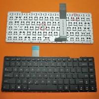 Keyboard Asus x401 x401u x401a x401 series - Hitam