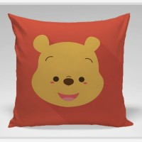Bantal Sofa / bantal dekorasi Winnie The Pooh - Pooh Shadow