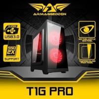 PC CPU RAKITAN GAMING & DESIGN RYZEN 5 2400G MSI B350M GAMING HDD 500G