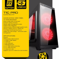 PC CPU RAKITAN GAMING RYZEN 3 2200G MSI B350M GAMING SSD 120GB HDD 1TB