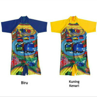 Baju Renang Diving Anak Karakter Tayo 3-7 Tahun BRDL-K066 TK