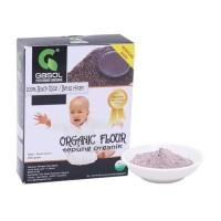 Bubur bayi tepung gasol beras hitam