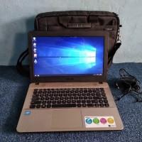 Laptop Bekas Normal Asus X441SA Celeron Skylake Ram 2GB HDD 500GB