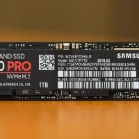 SAMSUNG SSD 970 EVO M.2 NVMe 1TB GARANSI RESMI 5 TAHUN
