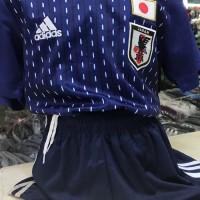 jersey baju bola anak / kids Jepang piala dunia 2018