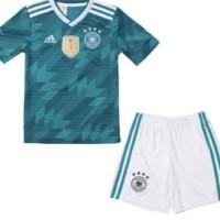 Jersey baju bola kids / anak Jerman Away piala dunia 2018