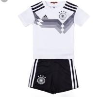 Jersey baju bola anak / kids piala dunia German home 2018
