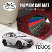 Karpet Mobil Mie Premium ALL NEW TERIOS / RUSH Non Bagasi 1 Warna