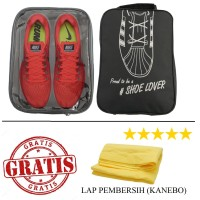 Tas Sepatu Travel Bag Shoes Pouch High Quality