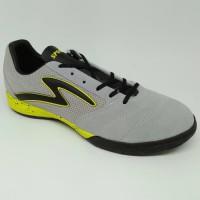Sepatu futsal specs original Metasala RIVAL grey/stabilo new 2018