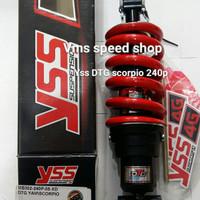 Monoshock scorpio yss DTG/ shock yss scorpio/ mono shock yss scorpio