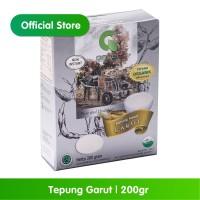 GASOL Organik Tepung Arrowroot 200Gr / 200 Gr / Makanan Bayi