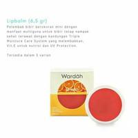 Wardah Lip Balm ( Orange ) - 6.5gr