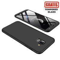 Samsung A6 2018 Armor 360 Full Cover Baby Skin Hard Case 1108