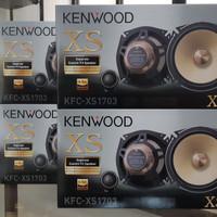 Kenwood KFC-XS1703 HiRes Speaker Split 6 Super tweeter KFC XS 1703