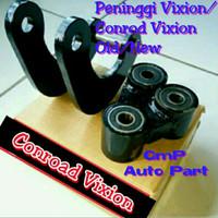 Peninggi/ Uppering / Conrod Shock belakang Yamaha Vixion old/new