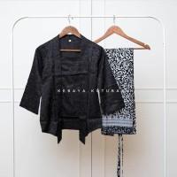 baju set kebaya jaguar fashion wanita