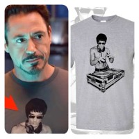 Artisan - DJ Lee 2   Kaos  Streetwear   T-shirt