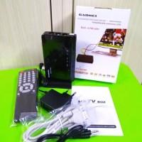 Gadmei TV tuner 5830 LCD/LED tv box