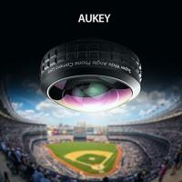 Promo Aukey Optic Pro 238 (Gopro Effect) Fish Eye Wide Lens C Murah