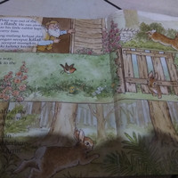 The tale of a naughty little rabbit ,by : Beatrix Potter