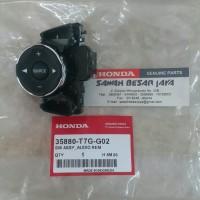 tombol / switch audio steer / stir mobil honda hrv