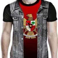 Kaos Keren 3D Garuda Di Dadaku INDONESIA Baju Remaja Cowok Unik Kids