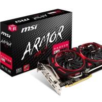 #AMD Series - ATI MSI Radeon RX 570 8GB DDR5 - Armor MK2 8G OC