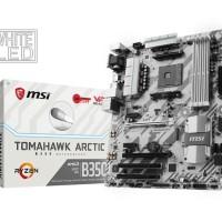 MSI B350 Tomahawk Arctic (AM4, AMD Promontory B350, DDR4, USB3.1, 3)