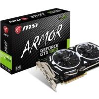 (VGA Cooler) MSI GeForce GTX 1060 3GB DDR5 - Armor 3G OC V1