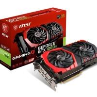 MSI GeForce GTX 1080 Ti 11GB DDR5X - Gaming X 11G