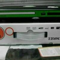 Dvd Player Usb Rinrei (Optik Samsung) Baca Kaset Bajakan & Original