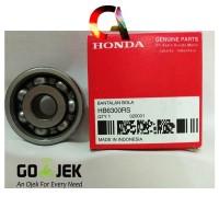 Bearing 6300 RS Honda Bantalan Bola 6300 RS Laher Lahar 6300 Ball ring