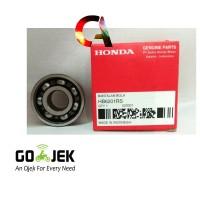 Bearing 6201 RS Honda Bantalan Bola 6201 RS Laher Lahar 6201 Ball ring